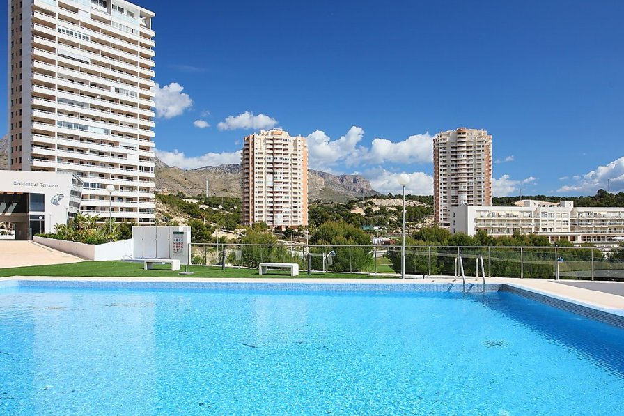 Penthouse apartment in Spain, Benidorm