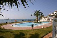 Apartment in Spain, Calahonda Centre: Beachside pool and gardens