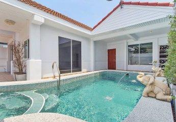3 bedroom Villa for rent in Pattaya