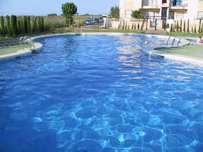 Apartment in Spain, San Luis: Swimming pool