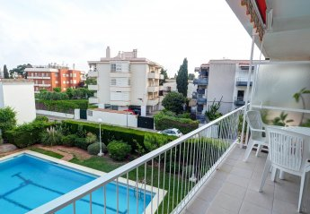 2 bedroom Apartment for rent in Sitges
