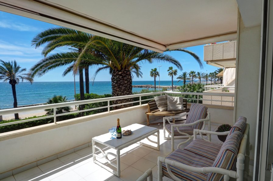 Apartment in Spain, El Passeig Marítim