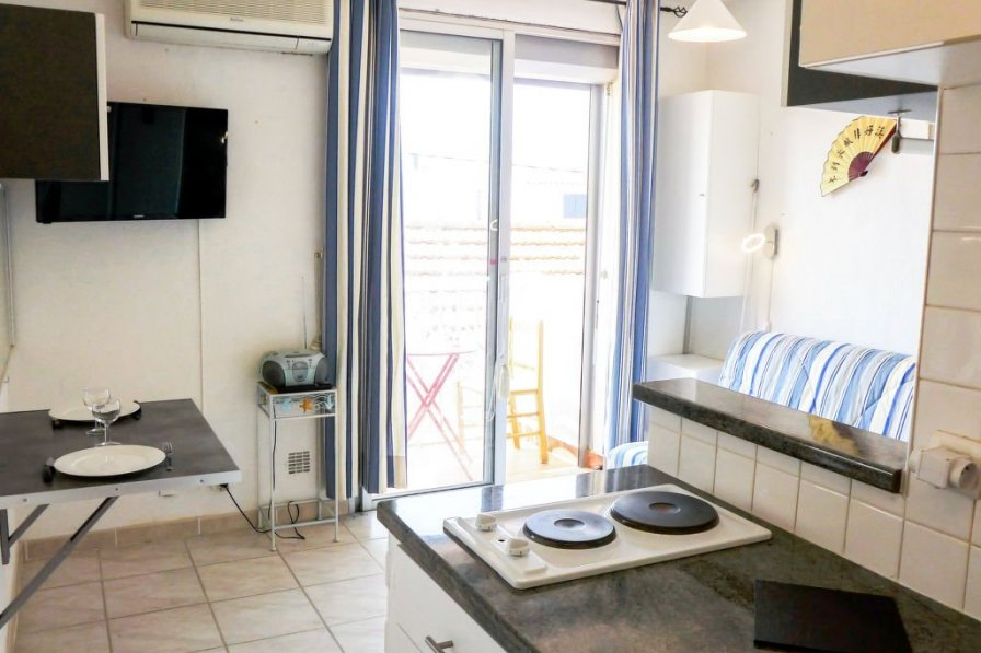 Apartment in France, Plage Sud