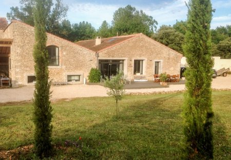 House in Alzonne, the South of France