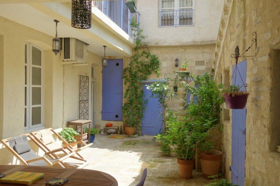 House in France, Saint-Rémy-de-Provence Centre Ville