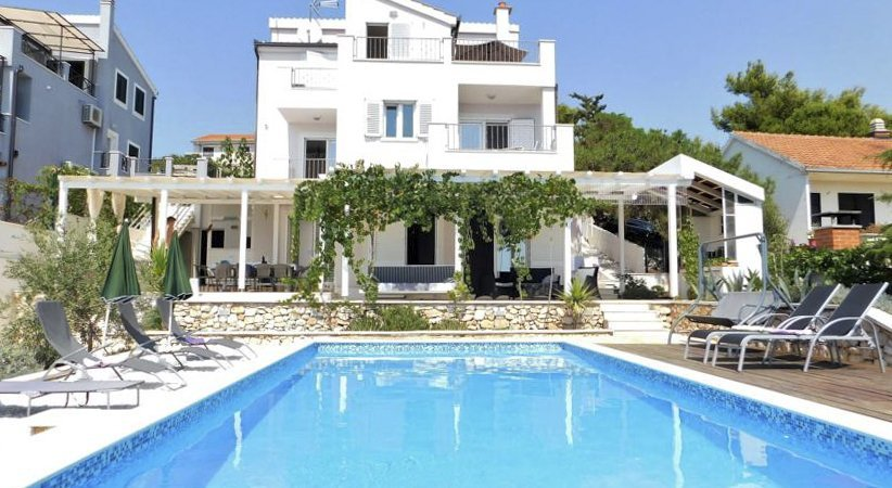 Villa in Croatia, Sevid