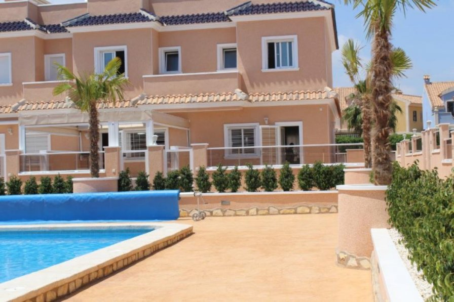 Town house in Spain, La Cuerda y Lomas de Cabo Roig
