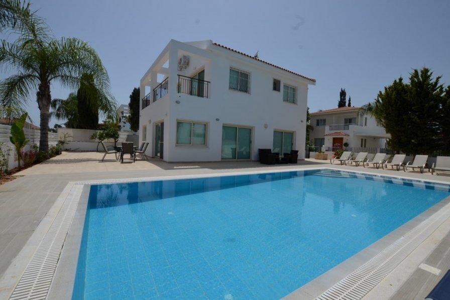 BLUE SEA VILLA - 4 Bed with Pool - Protaras