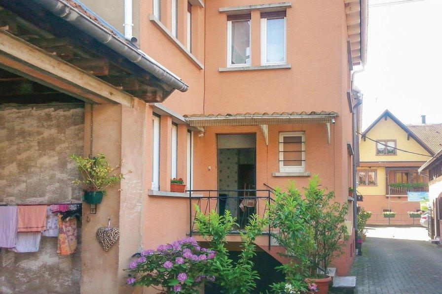 Villa in France, Scherwiller
