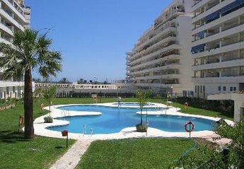 Apartment in Spain, Marbella Centre: Pool and gardens