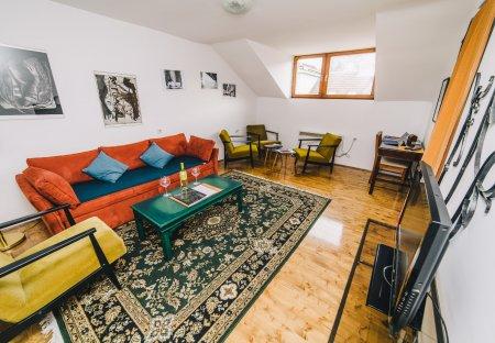 Apartment in Sarajevo, Bosnia and Herzegovina