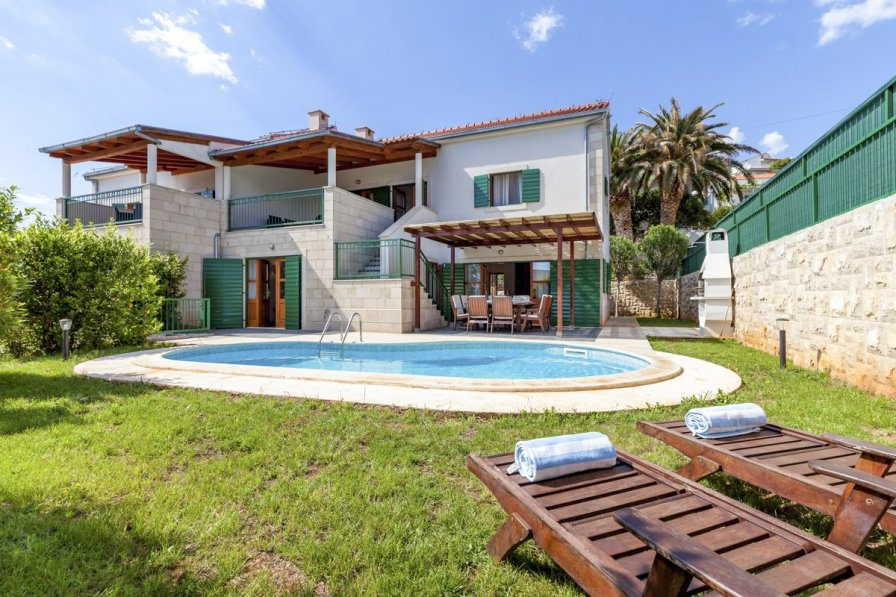 Villa in Croatia, Hvar