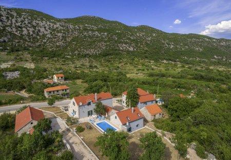 Villa in Župa, Croatia