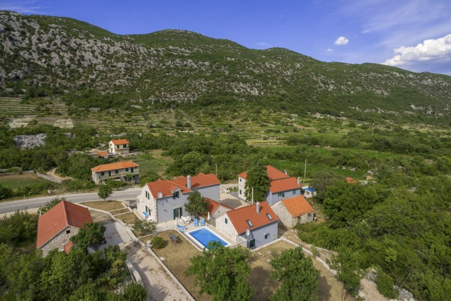 Villa in Croatia, Župa