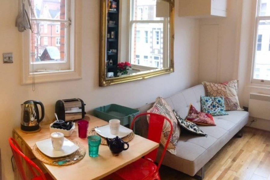 Apartment in United Kingdom, Courtfield