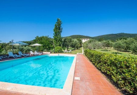 Villa in Panicale, Italy