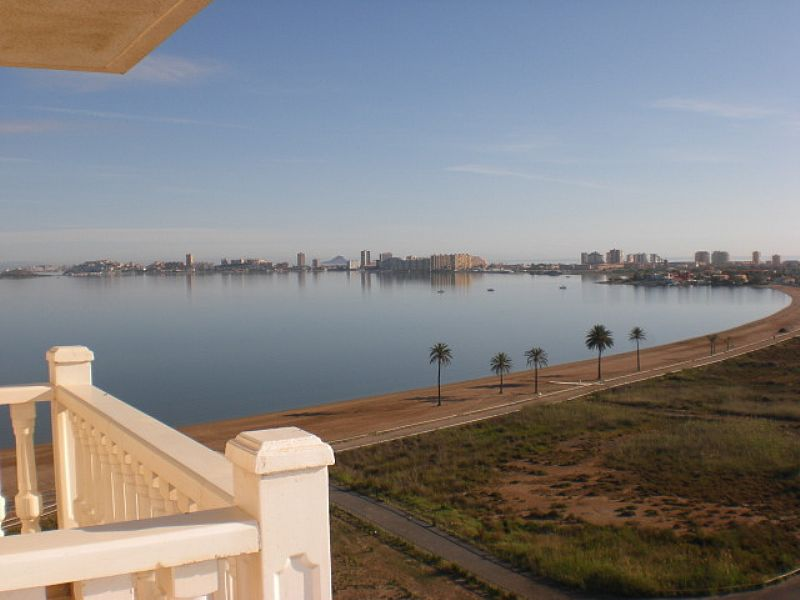 Apartment in Spain, Playa Paraiso: View From The Balcony