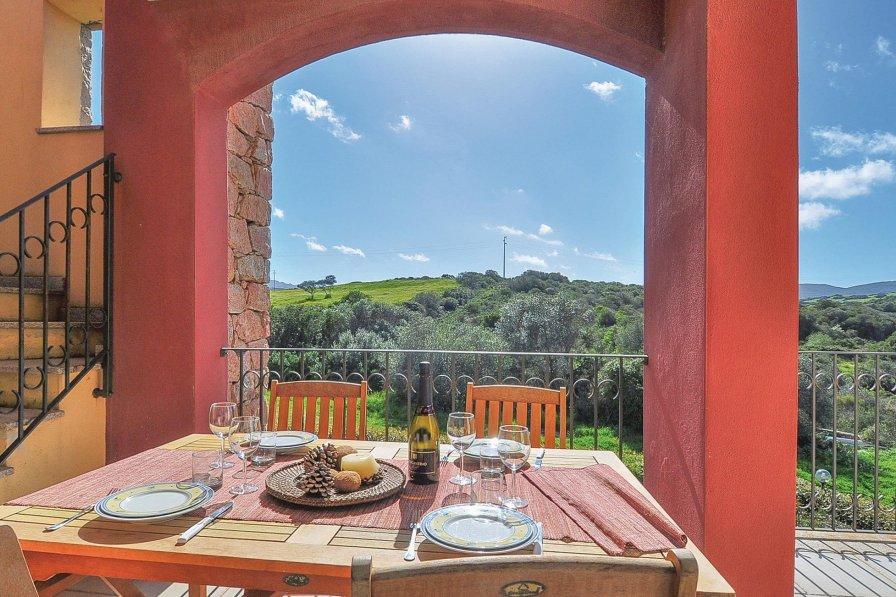 Holiday apartment in Porto Pozzo