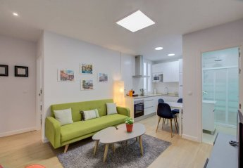 2 bedroom Apartment for rent in Universidad, Madrid