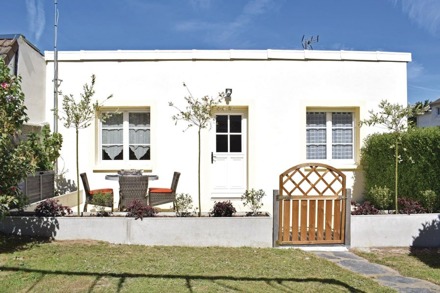 Villa in France, Grandcamp-Maisy
