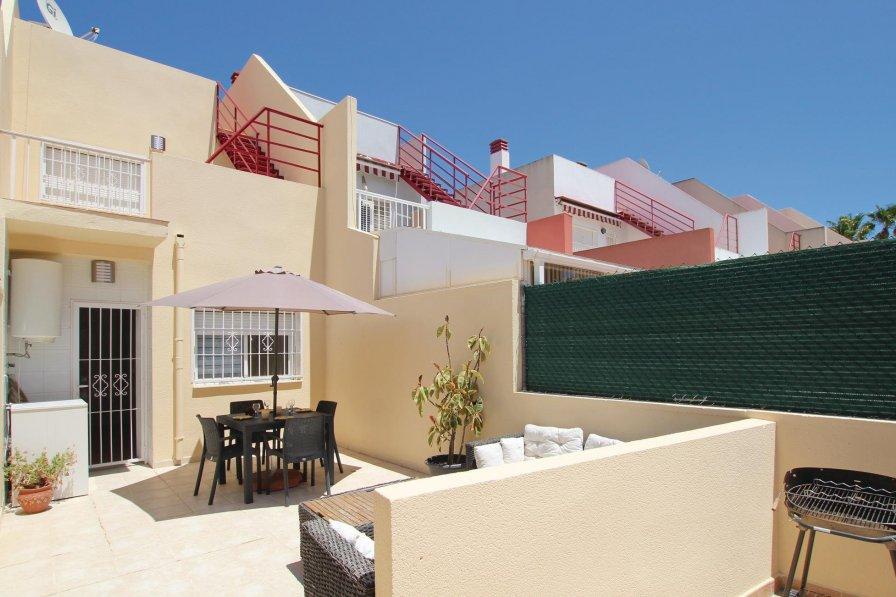 Villa rental in Los Balcones