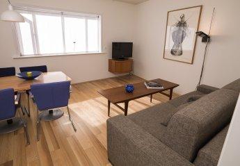 1 bedroom Apartment for rent in Reykjavik City