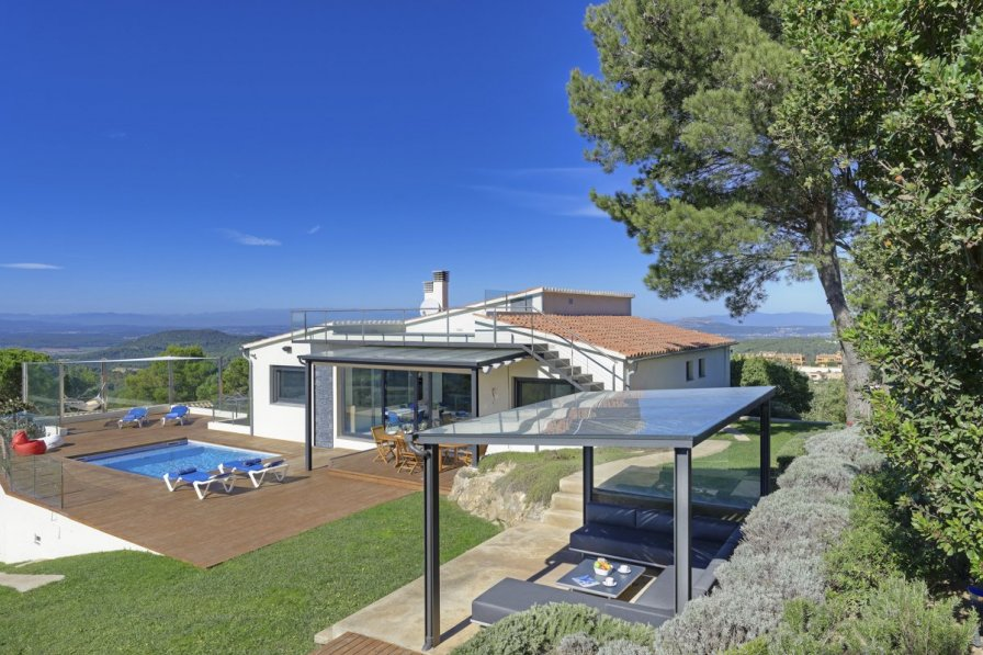Villa in Spain, Begur