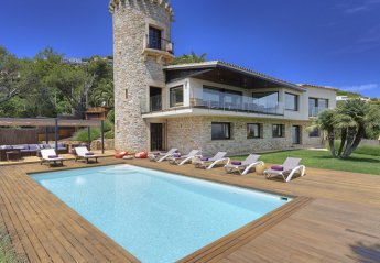 6 bedroom Villa for rent in Begur