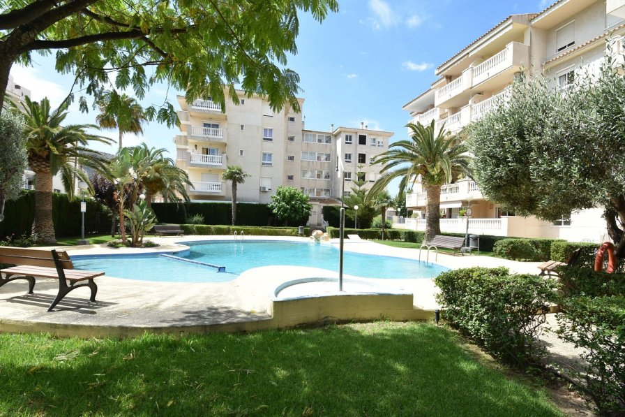 Apartment in Spain, Pla Parcial Platja