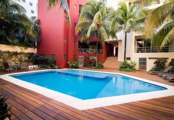 3 bedroom Apartment for rent in Playa Del Carmen