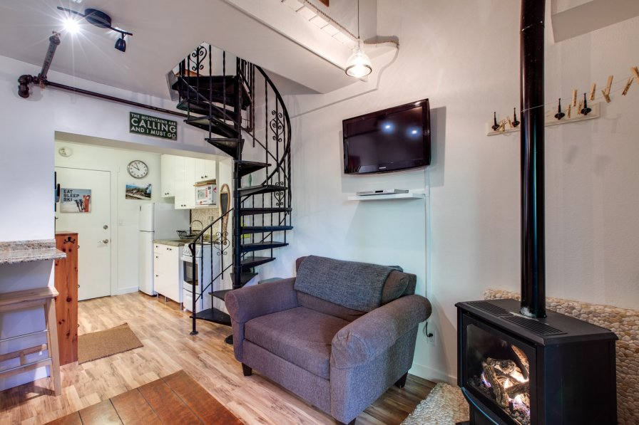 Apartment in USA, Mount Baker