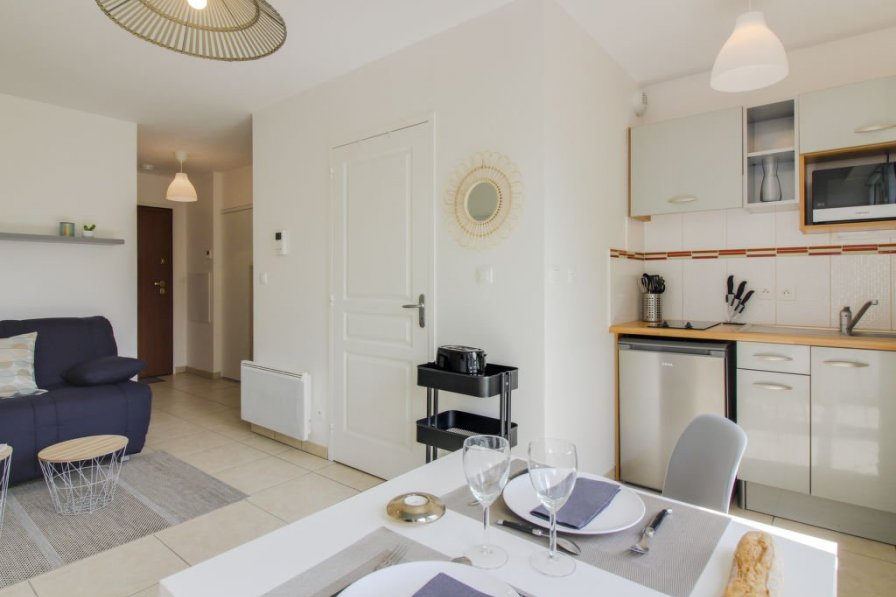 Apartment in France, Gare-La Saudrais-La Vicomte