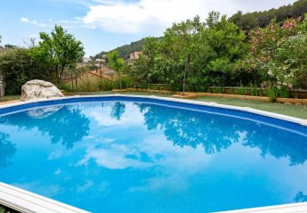 4 bedroom Villa for rent in Castellet i la Gornal
