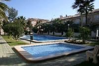Villa in Spain, Los Alcazares: The large fresh water pools and gardens