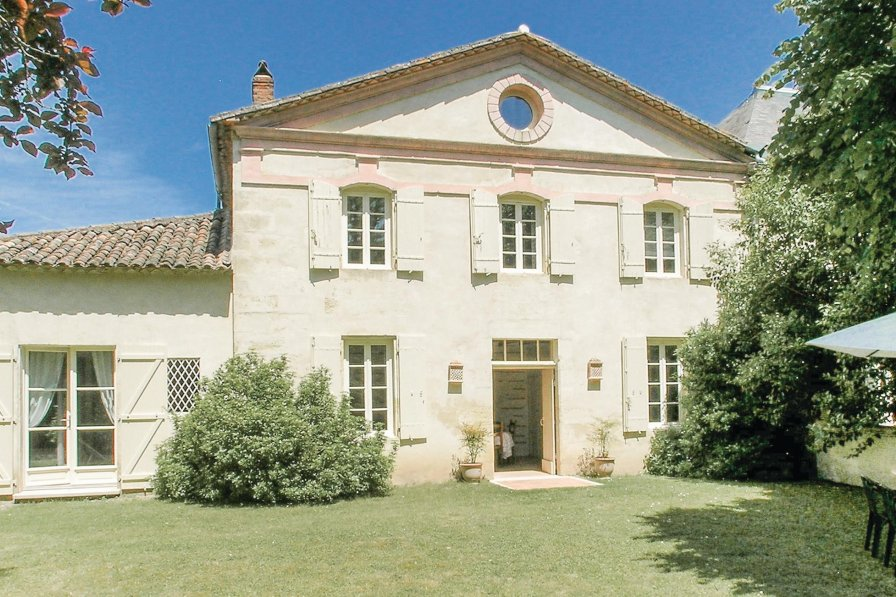Villa rental in Saint-Antoine-de-Breuilh with private pool
