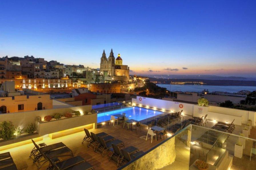 Apartment in Malta, Mellieha