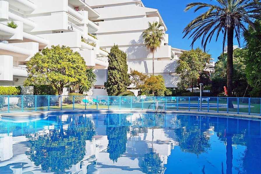Holiday apartment in Marbella with swimming pool