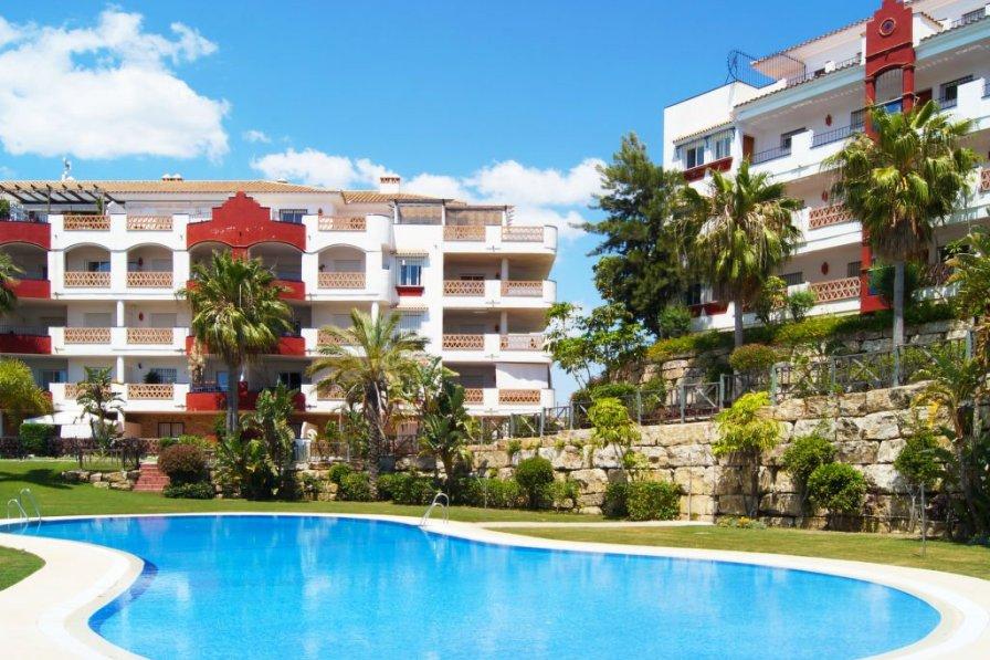Apartment in Spain, Miraflores golf