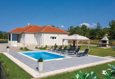 Villa in Krušvar, Croatia