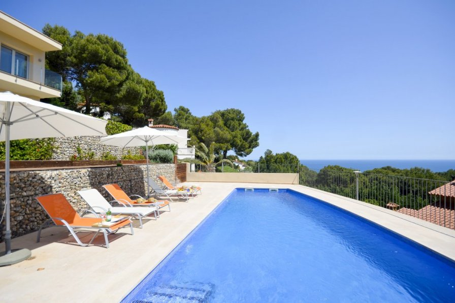 Villa in Spain, Sa Tuna