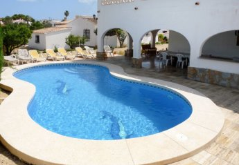 4 bedroom Apartment for rent in Altea