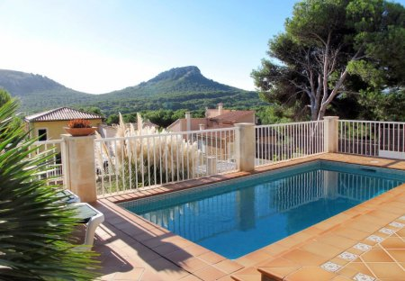 Villa in Cala Mesquida, Majorca