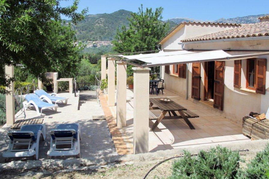 House in Spain, Mancor de la Vall