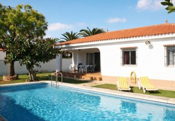 3 bedroom Villa for rent in Vinaros