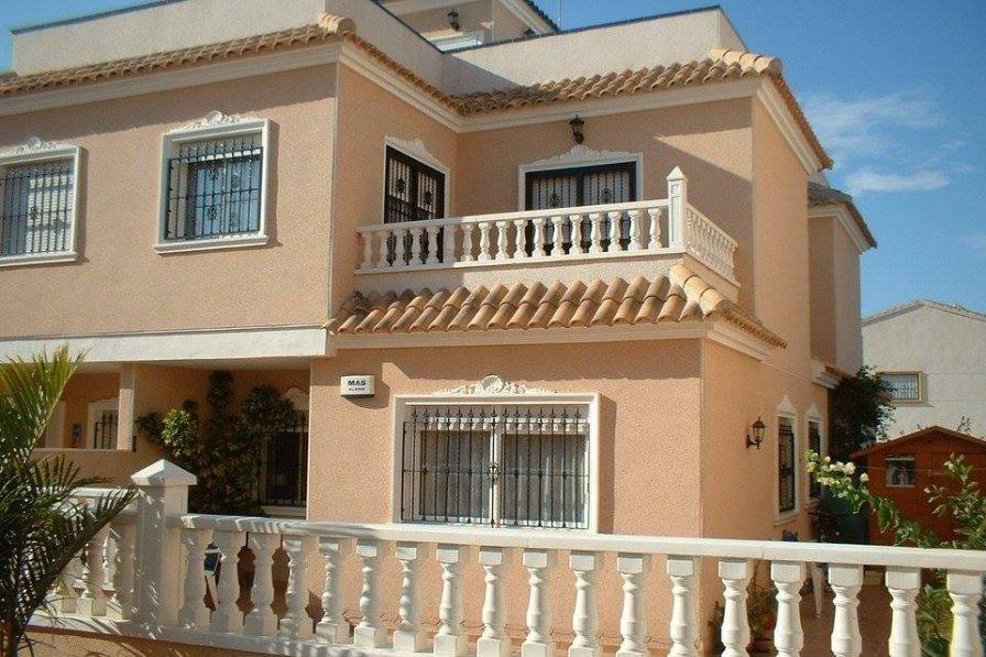 House in Spain, Villapiedra