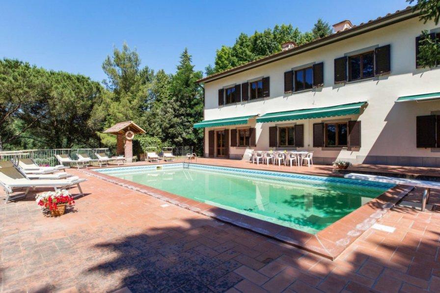 Villa in Italy, Crespina Lorenzana