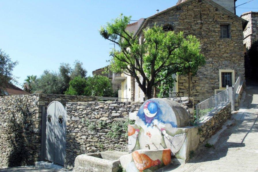Villa in Italy, Bellissimi