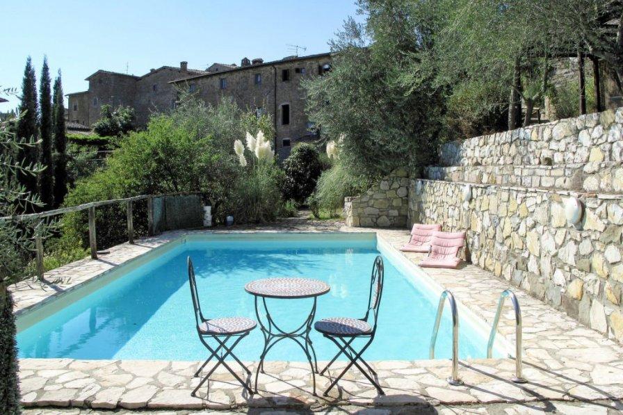 Villa in Italy, Volpaia