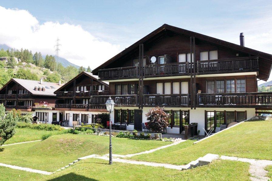 Apartment in Switzerland, Grächen