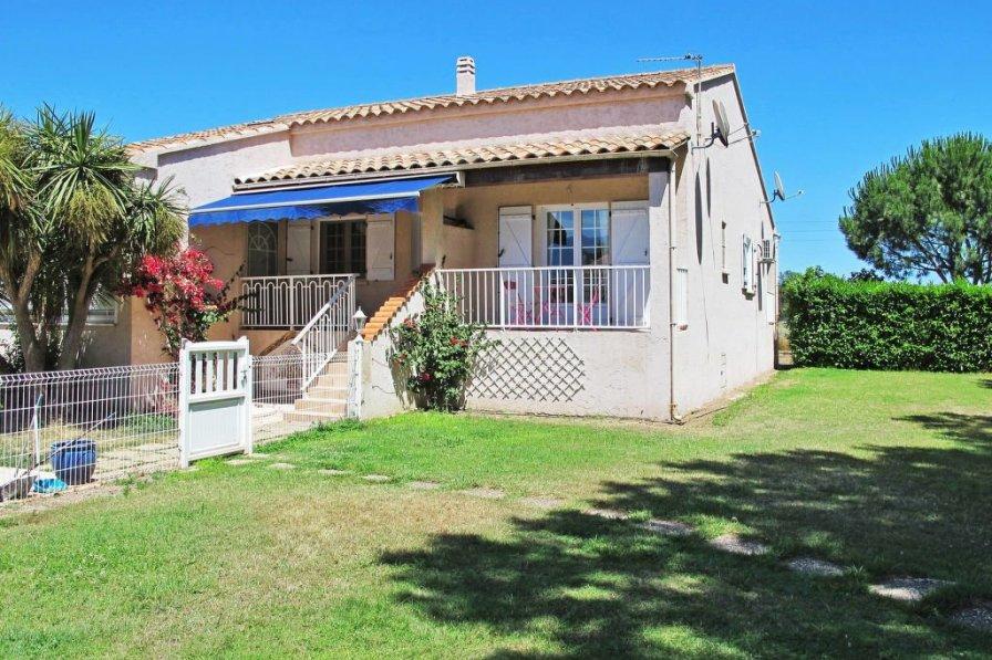House in France, Ghisonaccia